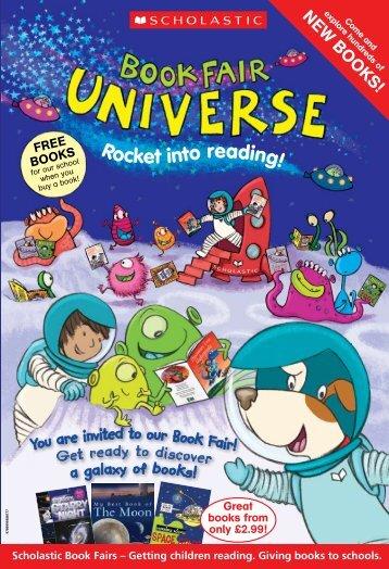 Rocket into reading! - Scholastic