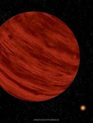 The Discovery of Brown Dwarfs - Scientific American Digital