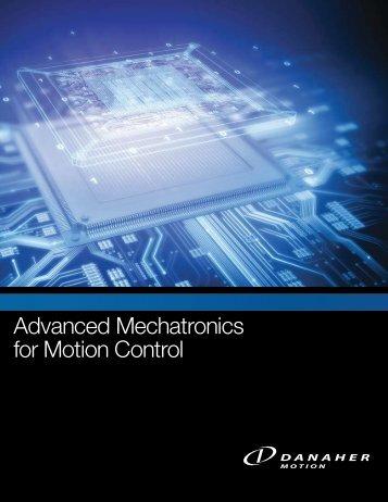Advanced Mechatronics for Motion Control - MEI Motion ...