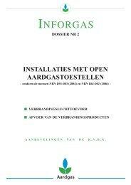 Brochure inforgas 2 NBN D51-003 - GoLanTec