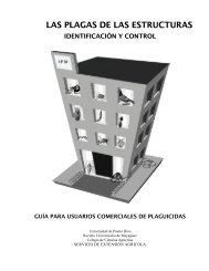 LAS PLAGAS DE LAS ESTRUCTURAS - UPRM