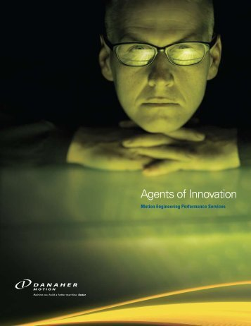Agents of Innovation - MEI Motion Engineering, Inc.