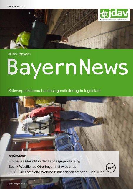 Bayern News - JDAV Bayern