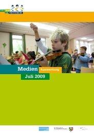 Juli 2009 - Jedem Kind ein Instrument