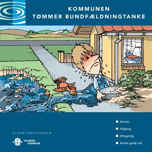 Kommunen tømmer BundfældningtanKe - Aalborg Forsyning