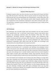 Bahagian 4 – Masalah dan Halangan untuk Menangani ...