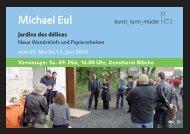 Michael Eul - Kunstturm Mücke