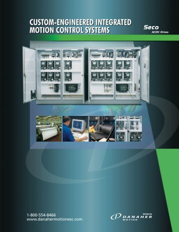 Danaher Motion Linear Motion Systems