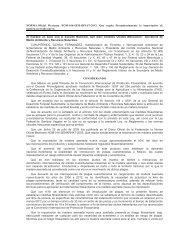 NORMA Oficial Mexicana NOM-016-SEMARNAT-2013, Que regula ...