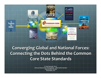 Converging Global and National Forces - Emma Eccles Jones Center