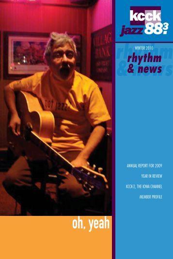 rhythm & news - KCCK