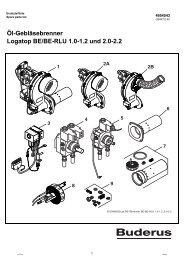 RLU 1.0-1.2 2.0-2.2 - Buderus