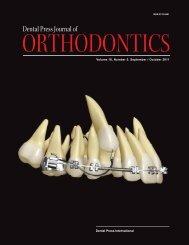 Dental Press International Edição Especial