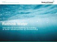 Rethink Water - ATV - Jord og Grundvand