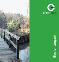 Einrichtungen - Grüner Kreis