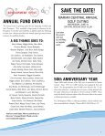 golden anniversary campaign - Marian Central Catholic High School - Page 7