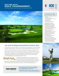 2013 Golf Tournament - Shepard