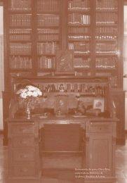 Escrivaninha do poeta Olavo Bilac, conservada na Biblioteca da ...