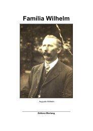 Família Wilhelm - Editora Werlang