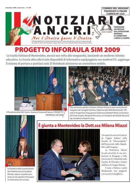 Intervista all'On. Roberto Menia di Giovanni Costanzelli, Delegato ...