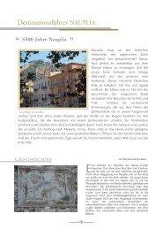 5500 Jahre Nauplia - Nafplia Palace Hotel & Villas