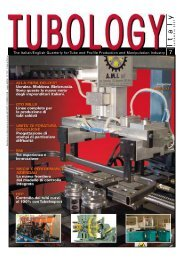 The Italian/English Quarterly for Tube and Profile ... - Business