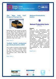 """The """"New York Taxi"""" Project of Karsan Inc. Turkish tractor production ..."""