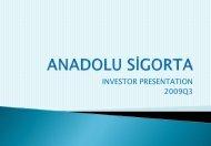Slayt Başlığı Yok - Anadolu Sigorta