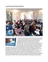 Tyreso_historiedag_rapport 2013.pdf - Södertörns högskola