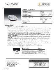 Extend ED4202S - BalanceCanada.com