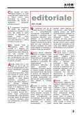 N. 38 - OTTOBRE 2010 - Bollettini AIOM - Page 3