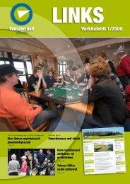 Lataa Links verkkolehti 1/2008 - Golfpisteen etusivulle