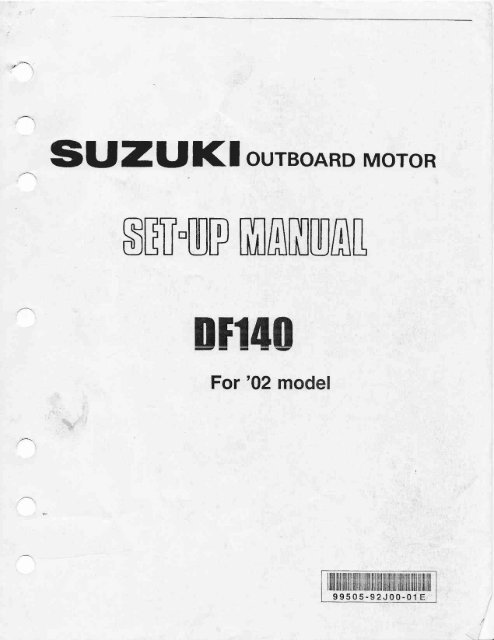 Suzuki 140 Wiring Diagram | Wiring Diagram