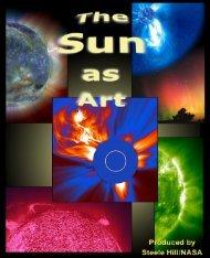 """""""Sun-flower"""" petals - NASA"""