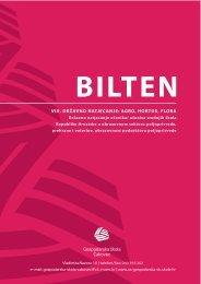 Uvodni bilten Agro Hortus Flora 2010.pdf - Gospodarska škola ...