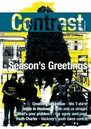Contrast Issue Four - Young Hackney
