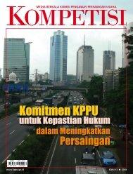 Edisi 13 Tahun 2008 - KPPU