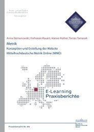 Praxisbericht 66 - ERCIS - European Research Center for ...