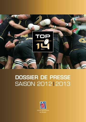 saison 2012i 2013 - Ligue Nationale de Rugby