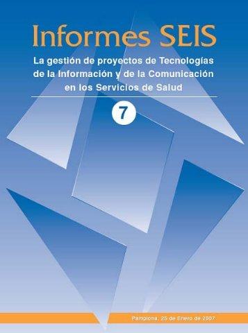 414KB - Sociedad Española de Informática de la Salud