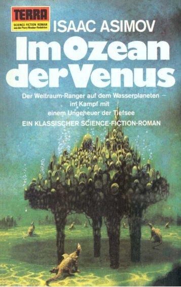 Isaac Asimov Im Ozean der Venus - Oom Poop