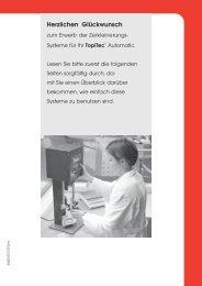 TOPITEC ® ZERKLEINERUNGS-SYSTEM/Mahlaufsatz