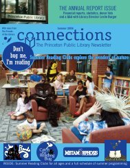 events - Princeton Public Library