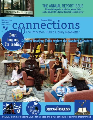 events - Princeton Public Library