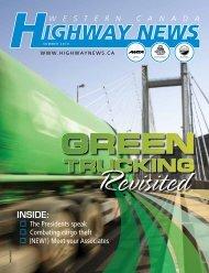 Green - Western Canada Highway News