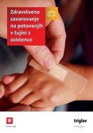Zdravstveno zavarovanje na potovanjih v tujini z asistenco