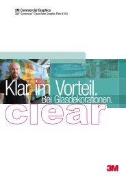 3M™ Scotchcal™ Folien Serie 8150 Clear View - Werbe Haug