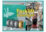 CATÁLOGO FORKLIFT - Maxxis Global