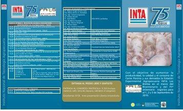 Programa Congreso Porcinos