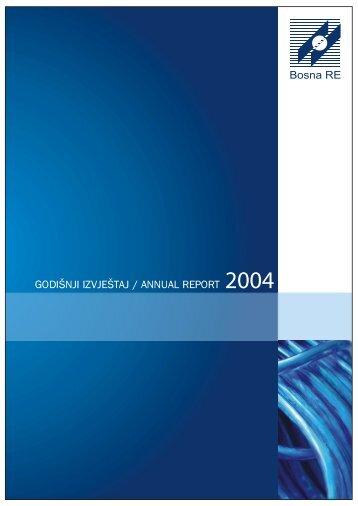 Izvjestaj 2004_Final_Bosanski.cdr - Bosna RE